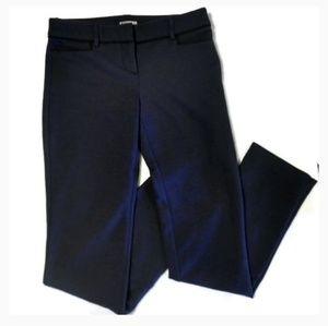 Express Columnist Pattern Dress Pants Size 2R